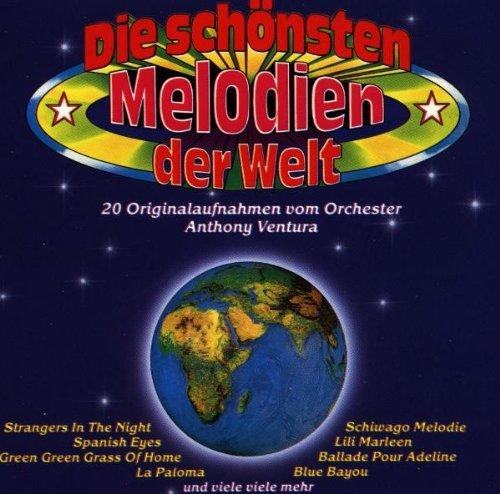 Orchestra Anthon Ventura - Die Schönsten Melodien der Welt
