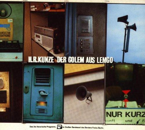 Kunze , Heinz Rudolf - Der Golem aus Lemgo