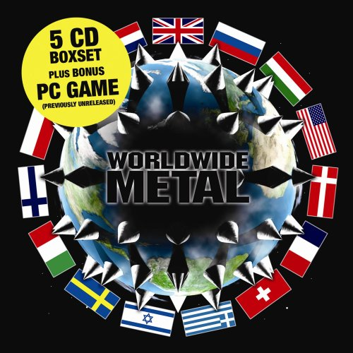 Sampler - Worldwide Metal