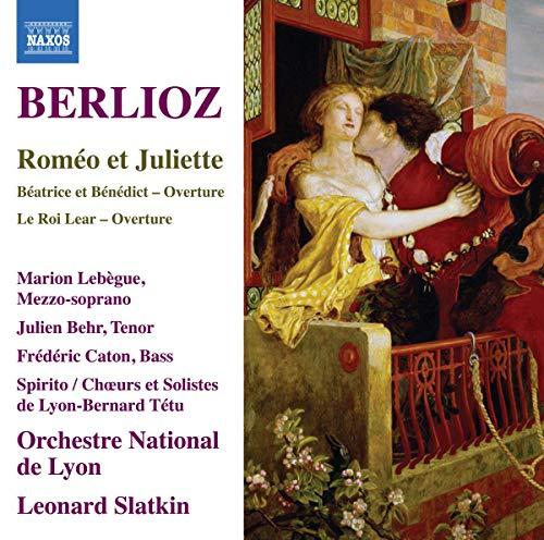 Berlioz , Hector - Romeo Et Juliette (Lebegue, Behr, Caton, Slatkin)