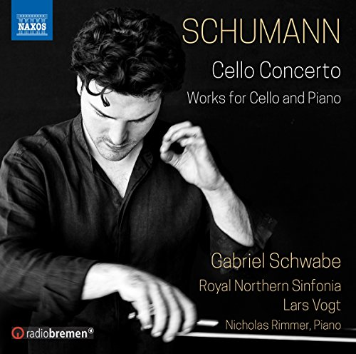 Schumann , Robert - Cello Concerto / Works For Cello And Piano (Schwabe, Vogt, Rimmer)