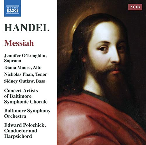 Händel , Georg Friedrich - Messiah (O'Loughlin, Moore, Phan, Outlaw, Polochick)