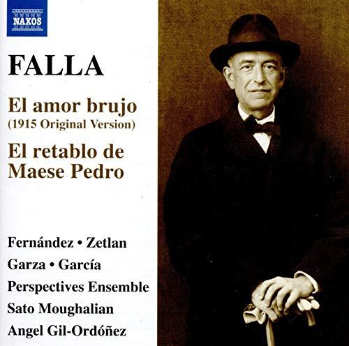 Falla , Manuel De - El Amor Brujo / El Retablo Maese Pedro (Gil-Ordonez)