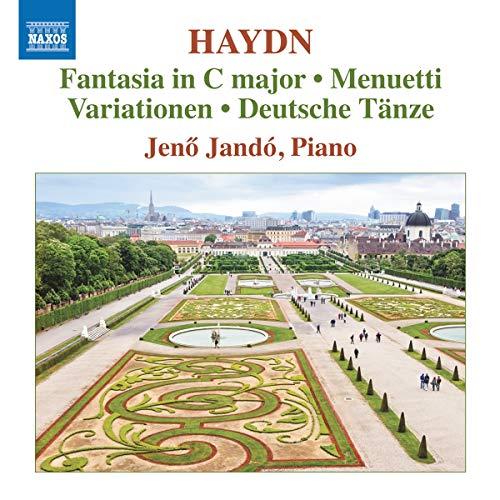Haydn , Joseph - Fantasia In C Major / Menuetti / Variationen / Deutsche Tänze (Jando)