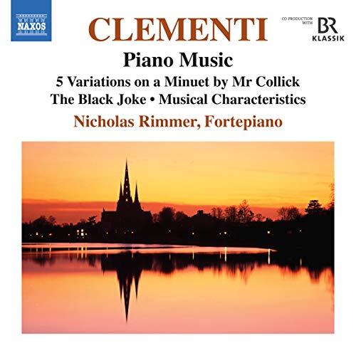 Clementi , Muzio - Piano Music (Rimmer)