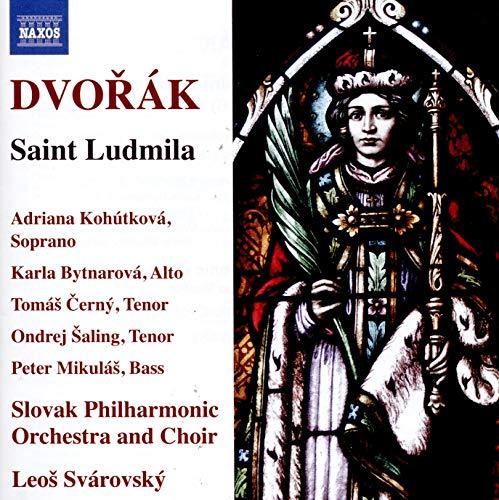 Dvorak , Anton - Saint Ludmila (Svarovsky)