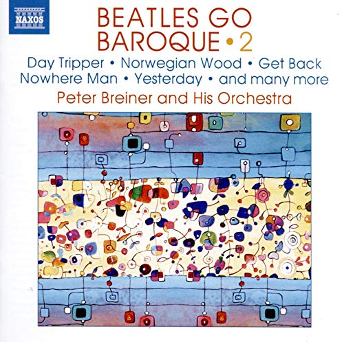 Breiner , Peter And His Orchestra - Beatles Go Baroque 2