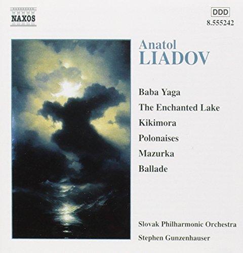 Liadov , Anatol - Orchestral Works (Baba Yaga, The Enchanted Lake, Kikimora, Polonaises, Mazurka, Ballade) (Gunzenhauser)