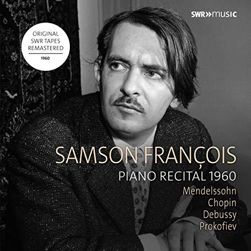 Samson François - Piano Recital 1960
