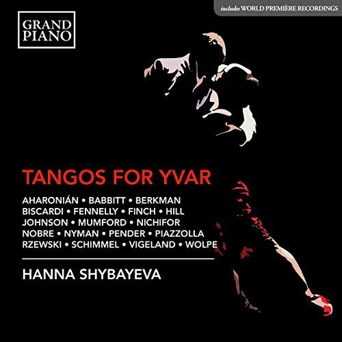 Shybayeva , Hanna - Tangos For Yvar