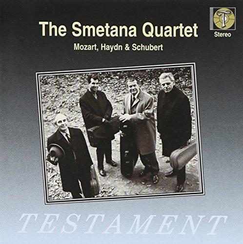 Smetana Quartet , The - Mozart, Haydn & Schubert (Testament)