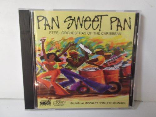 Sampler - Pan Sweet Pan - Steel Orchestras of the Caribbean