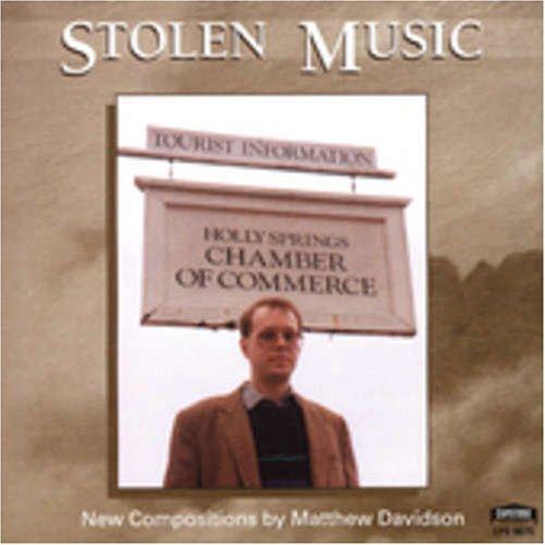 Davidson , Matthew - Stolen Music