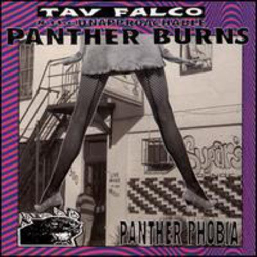 Falco , Tav & The Unapproachable Panther Burns - Panther Phobia