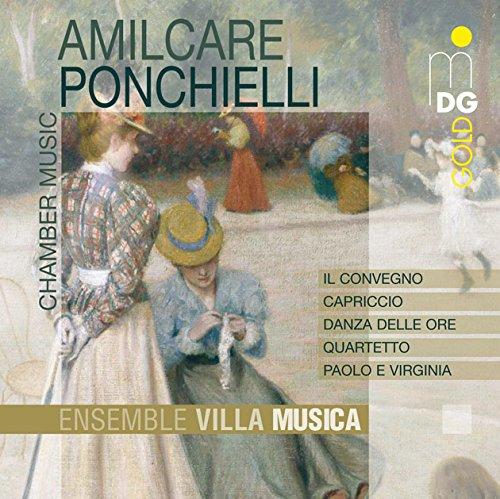 Ensemble Villa Musica - Divertimento/Quartetto/Capriccio/+