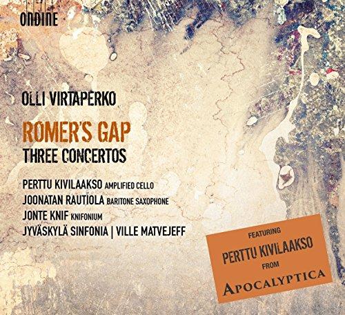 Virtaperko , Olli - Romer´s Gap / Three Concertos