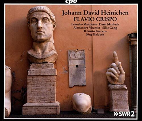 Heinichen , Johann David - Flavio Crispo (Marziotte, Marbach, Visentin, Gäng, Halubek)