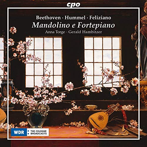 Torge , Anna / Hambitzer , Gerald - Mandolino E Fortepiano - Beethoven Hummel Feliziano