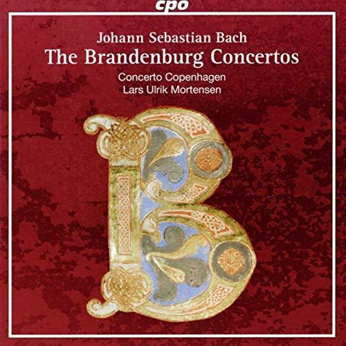 Bach , Johann Sebastian - The Brandenburg Concertos (Mortensen, Concerto Copenhagen) (SACD)