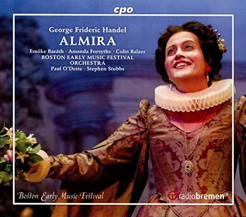 Handel , George Frideric - Almira,Königin Von Castilien