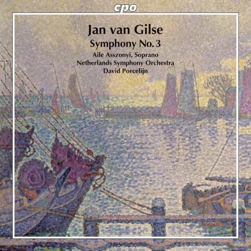 Gilse , Jan van - Symphony No. 3 (Asszonyi, NSO, Pocelijn)
