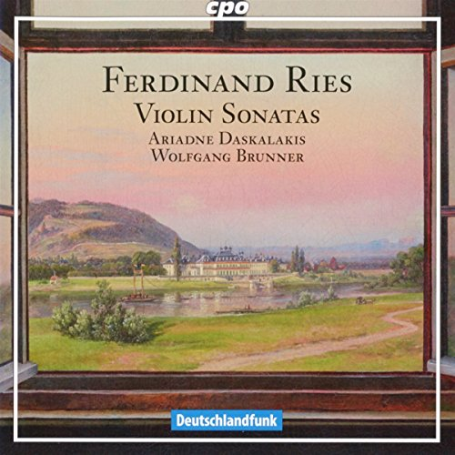 Ries , Ferdinand - Violin Sonatas (Daskalakis, Brunner)