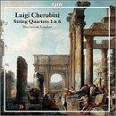Cherubini , Luigi - String Quarets 1 & 6