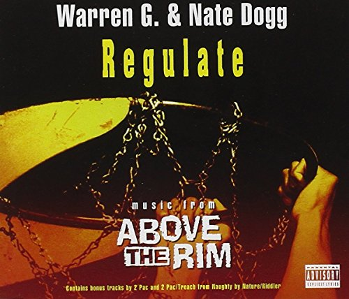 Warren G. & Nate Dogg - Regulate (Music From Above The Rim) (Maxi)