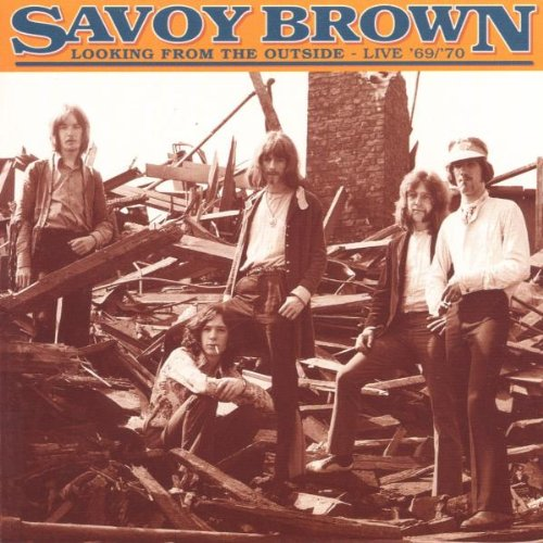 Savoy Brown - Looking from the Outside/Live