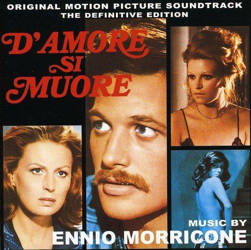 Morricone , Ennio - D'Amore Si Muore