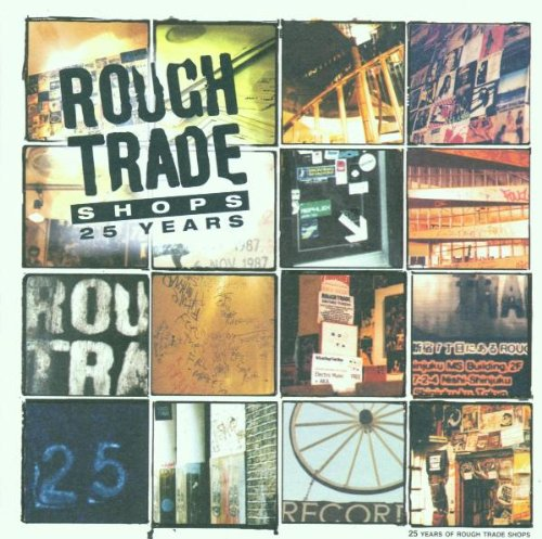 Sampler - Rough Trade Shops 25 Years