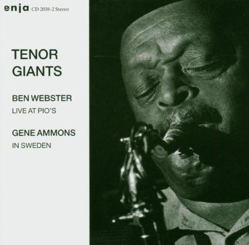 Webster , Ben / Ammons , Gene - Tenor Giants