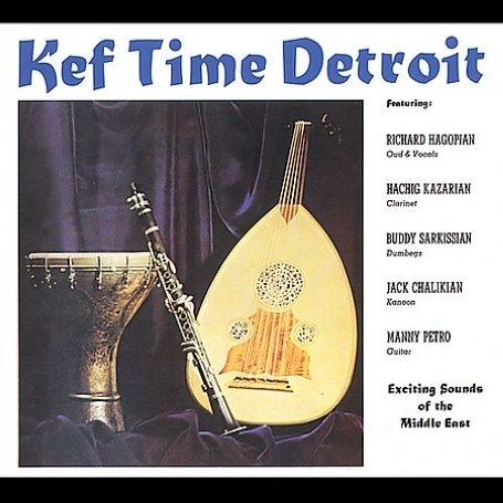 Kef Time Band - Kef Time Detroit