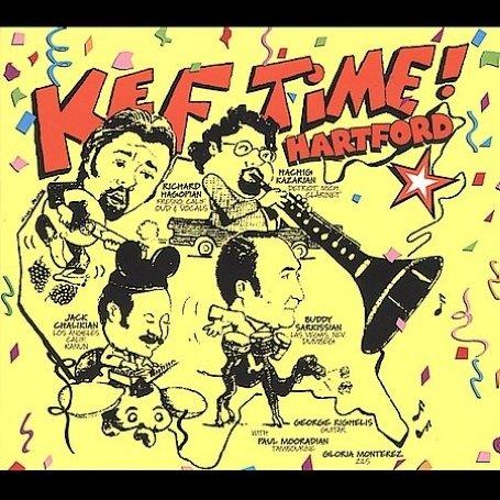 Kef Time Band - Kef Time Hartford