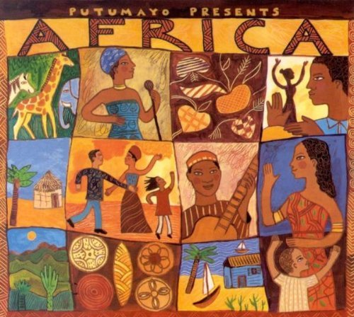 Sampler  - Africa (Putumayo presents)