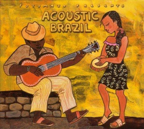 Sampler - Putumayo - Acoustic Brazil
