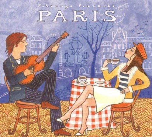 Sampler - Paris (Putumayo Presents)