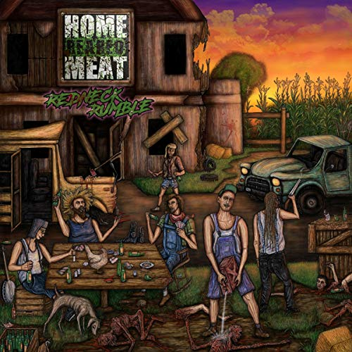 Home Reared Meat - Redneck Rumble