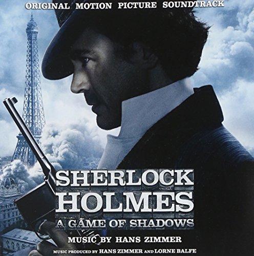 Zimmer , Hans - Sherlock Holmes: A Games Of Shadows