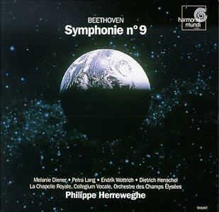 Beethoven , Ludwig van - Symphonie Nr. 9 (Herreweghe)