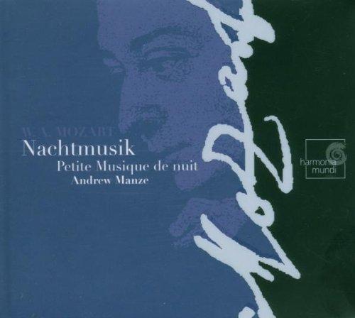 Mozart , Wolfgang Amadeus - Nachtmusik (English Consort, Manze) (Limited Edition)