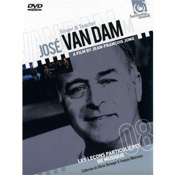 DVD - Les Lecons Particulieres De Musique - Singer & Teacher Jose Van Dam
