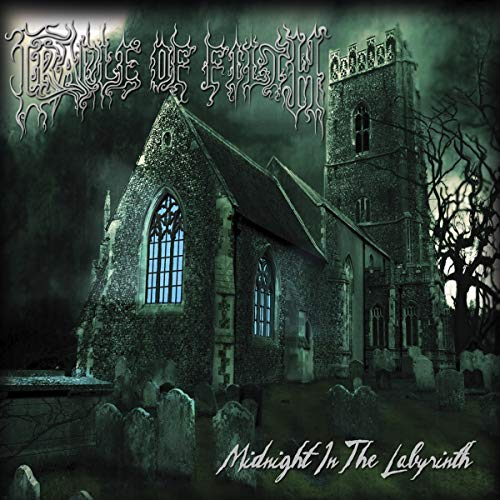 Cradle Of Filth - Midnight In The Labyrinth (Vinyl)