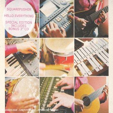 Squarepusher - Hello everything