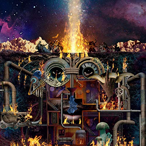 Flying Lotus - Flamagra (Limited Pop-Up Deluxe Edition) (Vinyl)