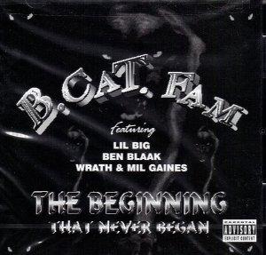 B.Cat. FAM - Beginning That Never Began
