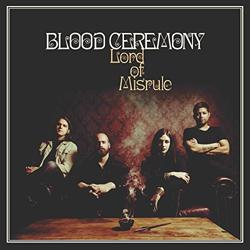 Blood Ceremony - Lord Of Misrule (Black) [Vinyl LP]