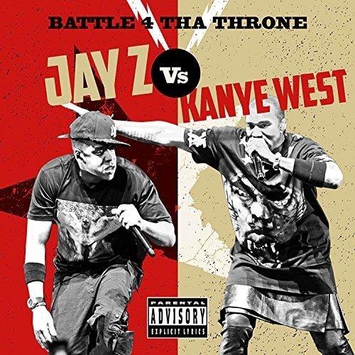 Jay-Z & West , Kanye - Battle 4 Tha Throne - Jay-Z Vs. Kanye West