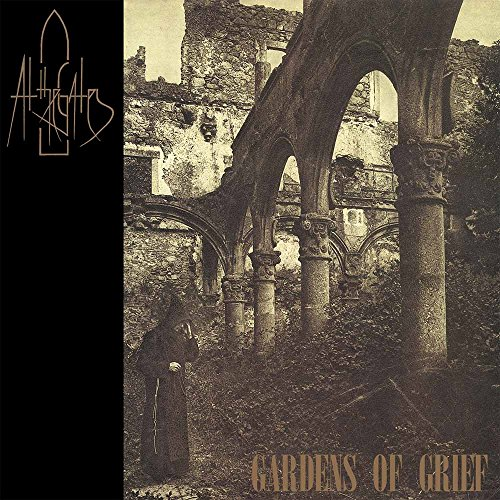 At The Gates - Gardens Of Grief (EP) (10'') (Translucent Red) (Vinyl)