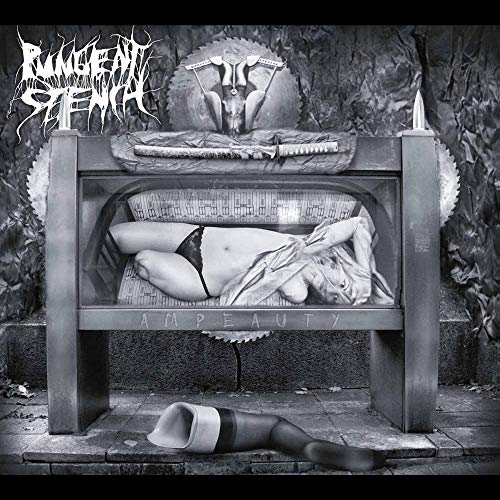 Pungent Stench - Ampeauty (Limited Edition) (Grey) (Vinyl)